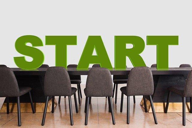 start new business feature
